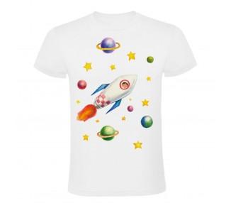 Tričko dětské - vesmír