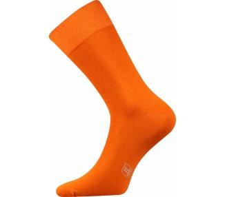 Ponožky Decolor oranžové 4e71f06426