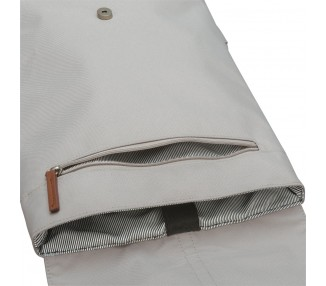 Batoh mini Mia - šedý