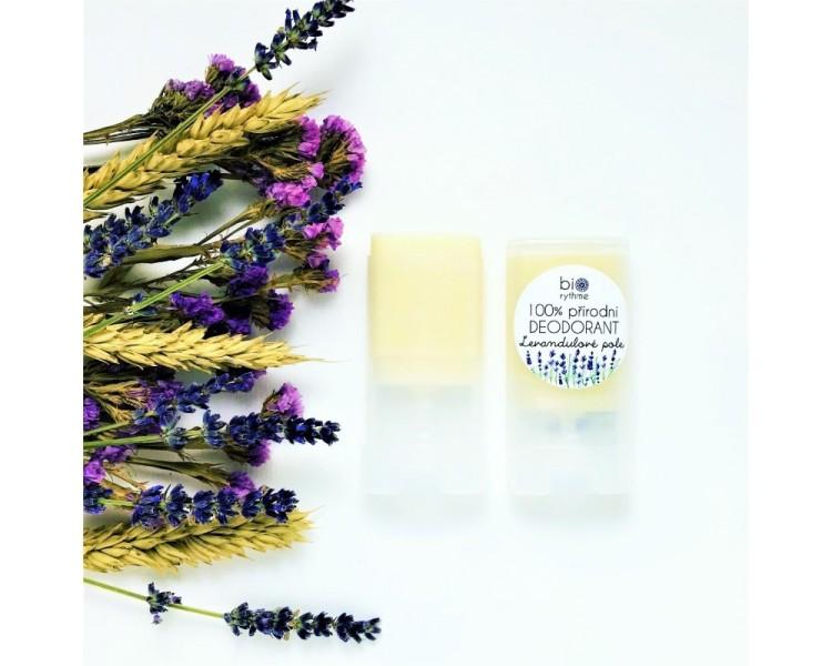 Přírodní deodorant Levandulové pole - malý