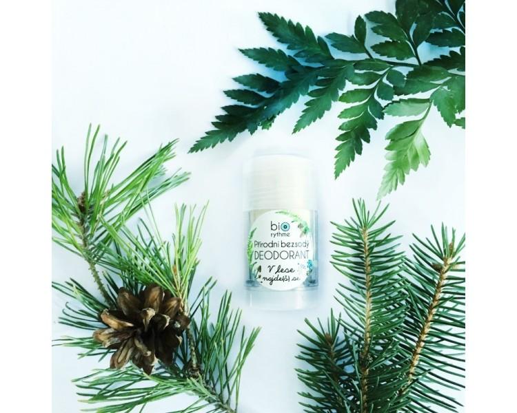 Přírodní deodorant V lese najde(š) se - bezsodý