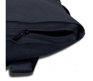 Batoh roll top Aaron RPET - černý