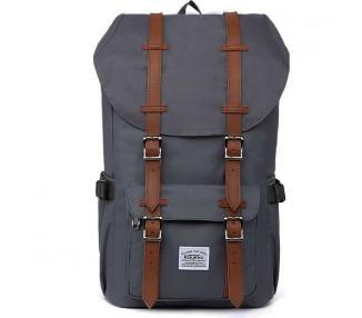 Batoh Travel  - šedý