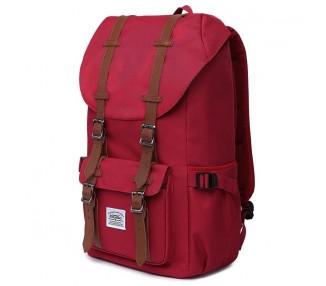 Batoh Travel  - purpurový