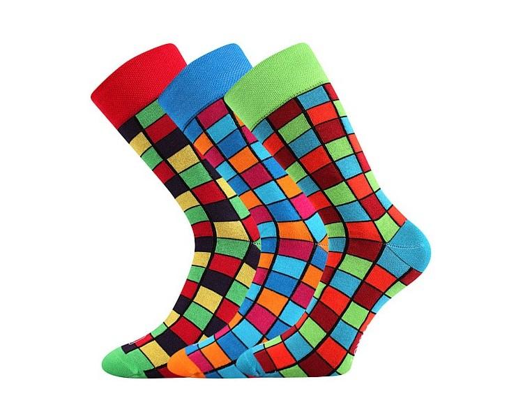 Ponožky Wearel - kostky