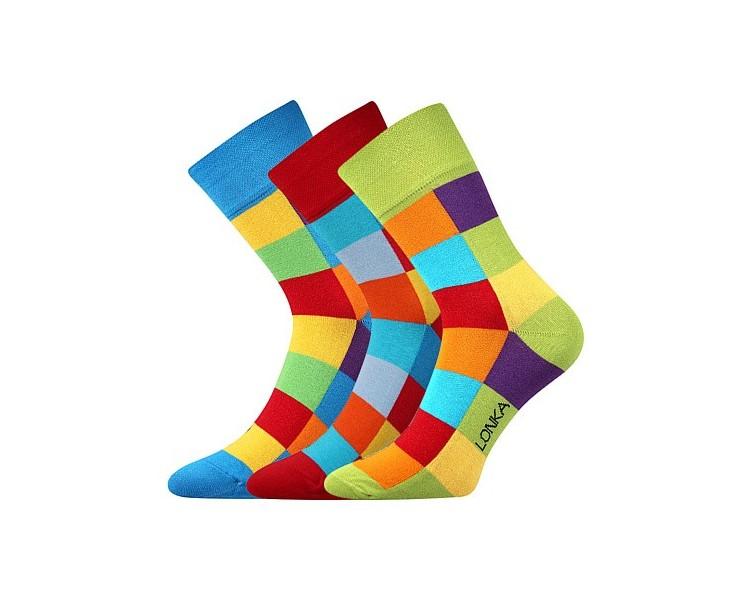 Ponožky Decube mix A