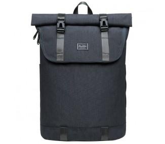Rolovací batoh Double - šedý