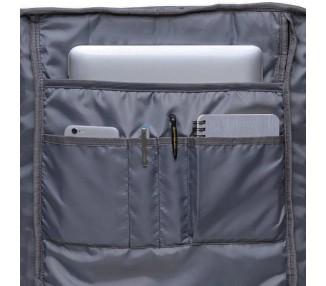 Batoh roll top Cross - šedý