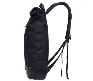Rolovací batoh Edgar - černý