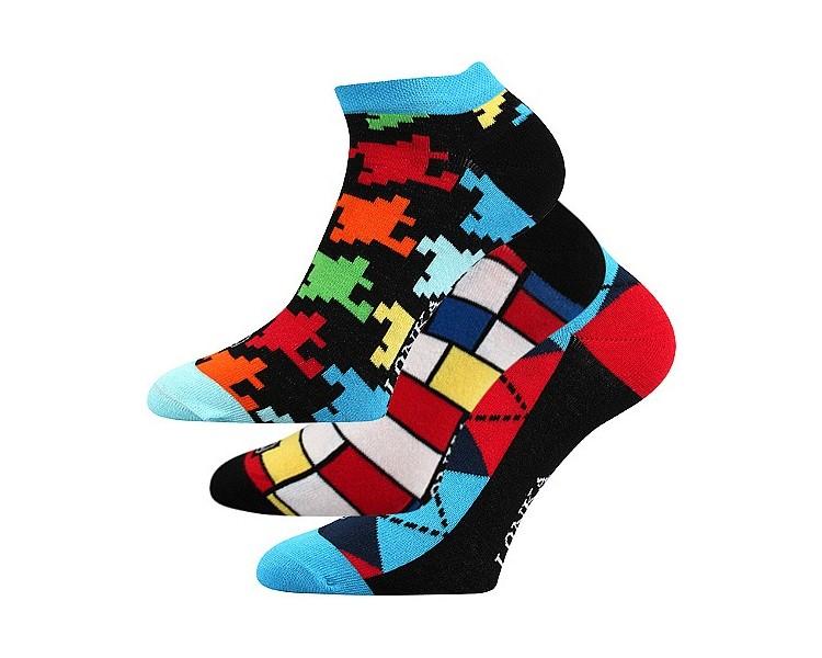 Ponožky Weep - barevné