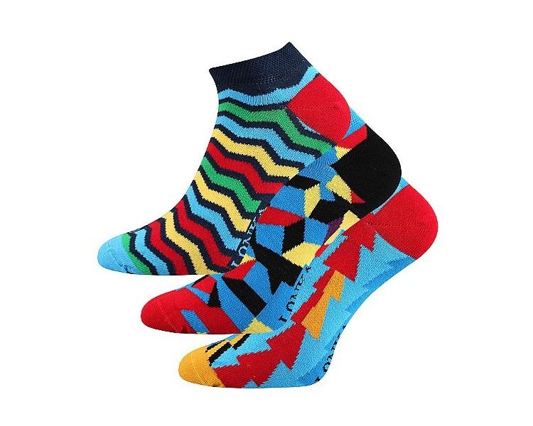 Ponožky Weep - zářivé