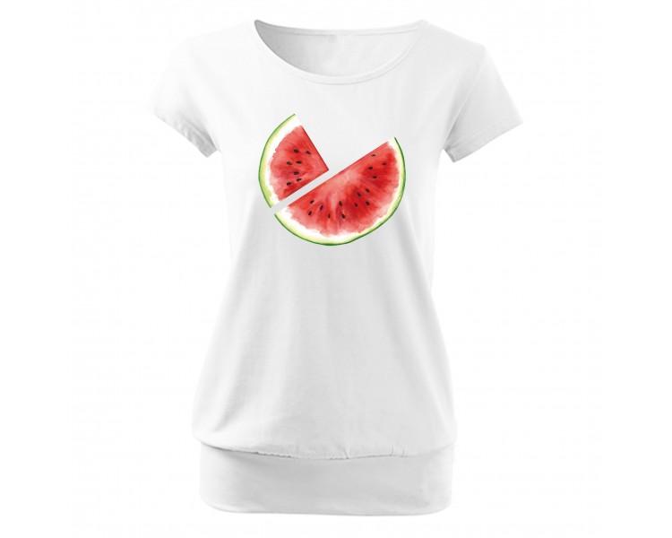 Tričko dámské Cela - Meloun