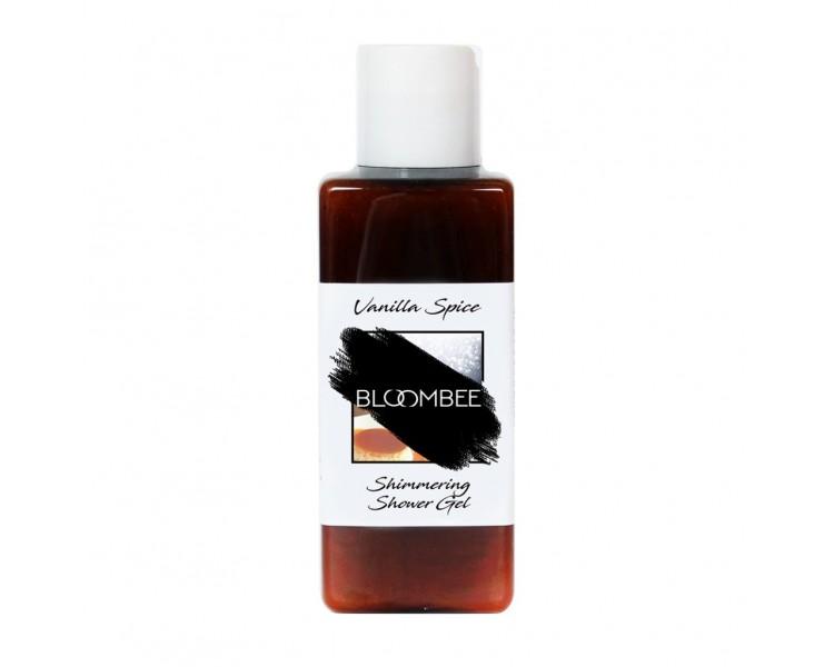 Sprchový gel se třpytkami - Vanilla Spice