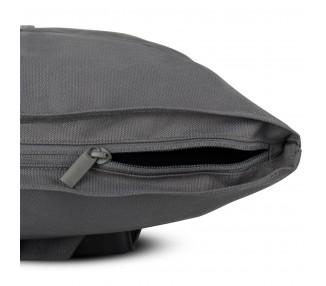 Batoh menší roll top Robin - tmavě šedý