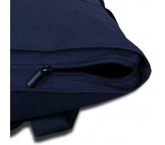 Batoh roll top Aaron RPET - modrý