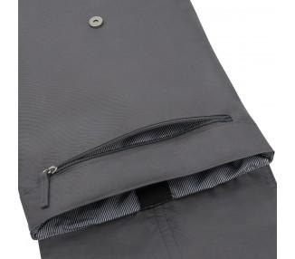 Batoh mini Mia - tmavě šedý