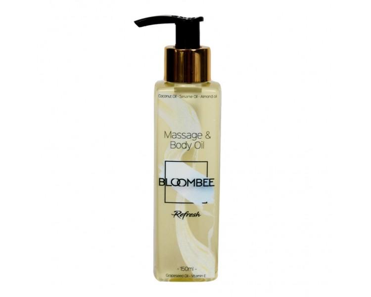Tělový a masážní olej - Refresh