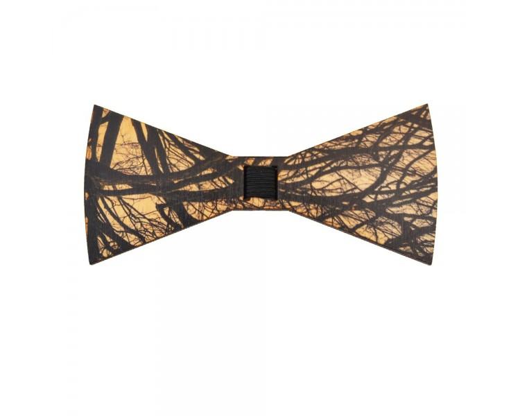 Dřevěný motýlek - Voung