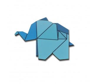 Brož slon origami
