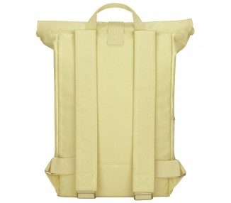 Batoh menší roll top Robin - žlutý