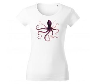 Tričko dámské Vipe  - Chobotnice