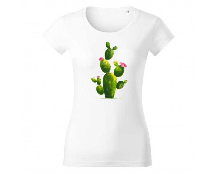 Tričko dámské Vipe  - Kaktus