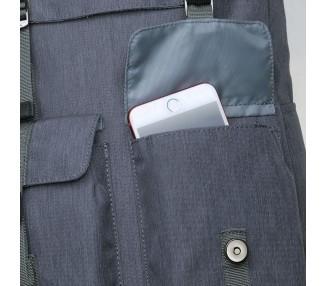Batoh Minstr - šedý