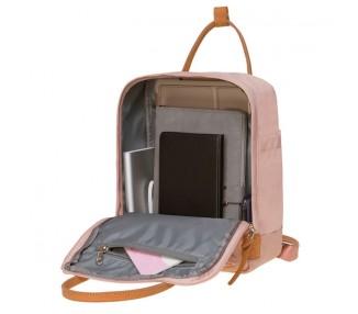 Batoh Mini leisure urban - růžový