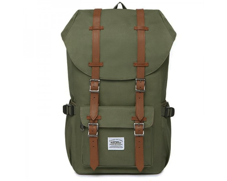 Batoh Travel  - zelený