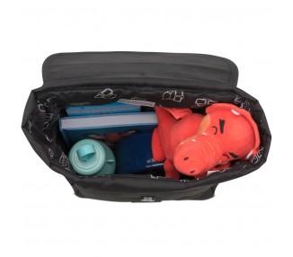 Dětský batoh Liam mini - černý