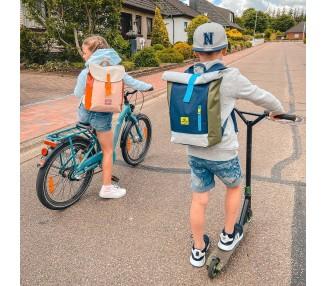Dětský batoh Liam mini - barevný