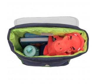 Dětský batoh Liam mini - barevný/modrý