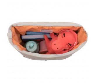 Dětský batoh Aaron mini - barevný/růžový