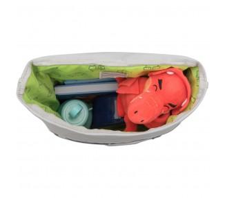 Dětský batoh Aaron mini - barevný/modrý