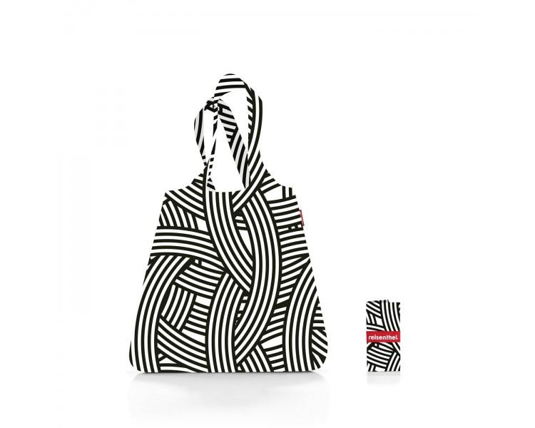 Skládací taška Mini Maxi - zebra