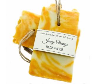 Olivové mýdlo - Juicy Orange