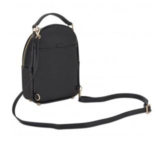 Batoh/kabelka Pauline - černý