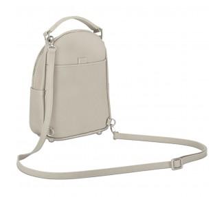 Batoh/kabelka Pauline - šedý