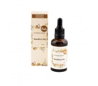 Mandlový olej - nerafinovaný