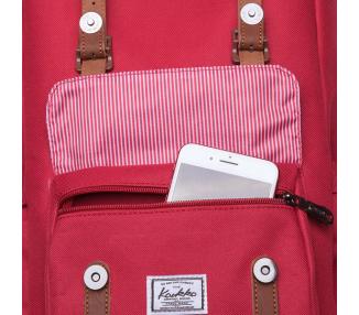 Batoh Travel menší - purpurový
