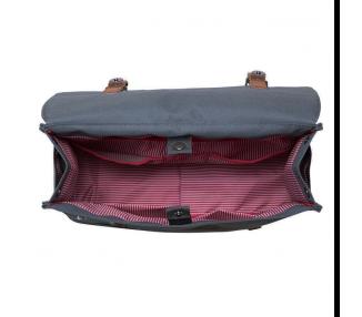 Batoh Briefcase - šedý