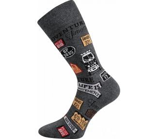 Ponožky Depate mix O - Dopravní prostředky