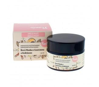 Medová maska s kozím mlékem pro suchou / citlivou Pleť