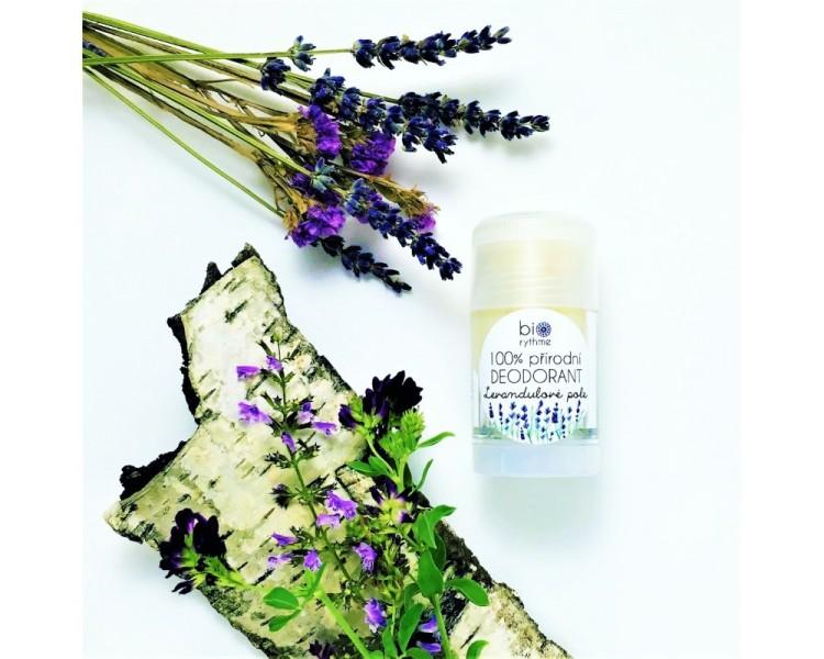 Přírodní deodorant Levandulové pole