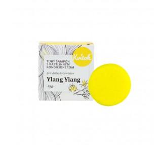 Tuhý šampon Ylang Ylang  s kondicionérem