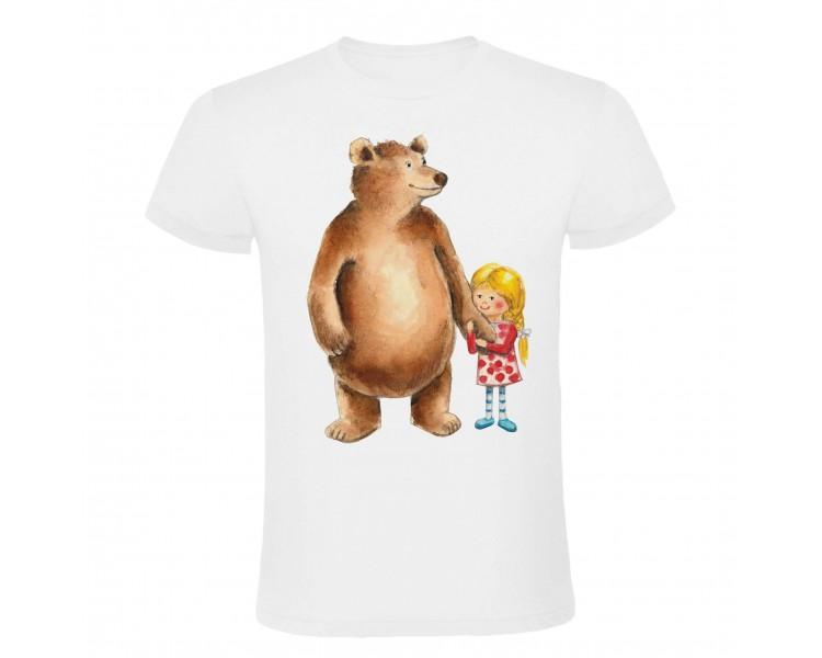 Tričko dětské - medvěd